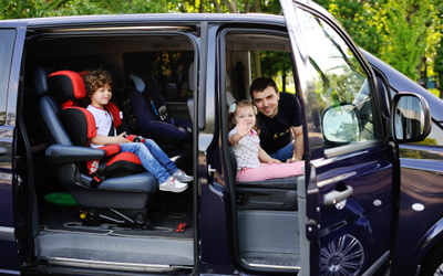 Affordable 10-12 Passenger Van & Car Rental in Caledon